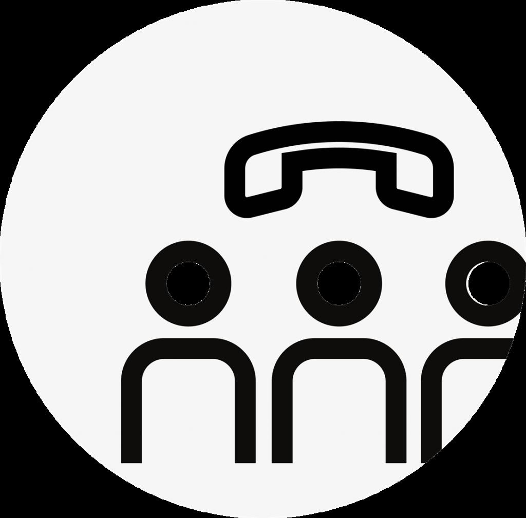 Telefonkø